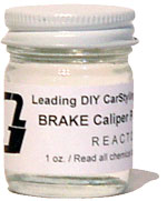 G2 Brake Caliper Paint our two-part paint offers the highest heat resistance on the DIY aftermarket.